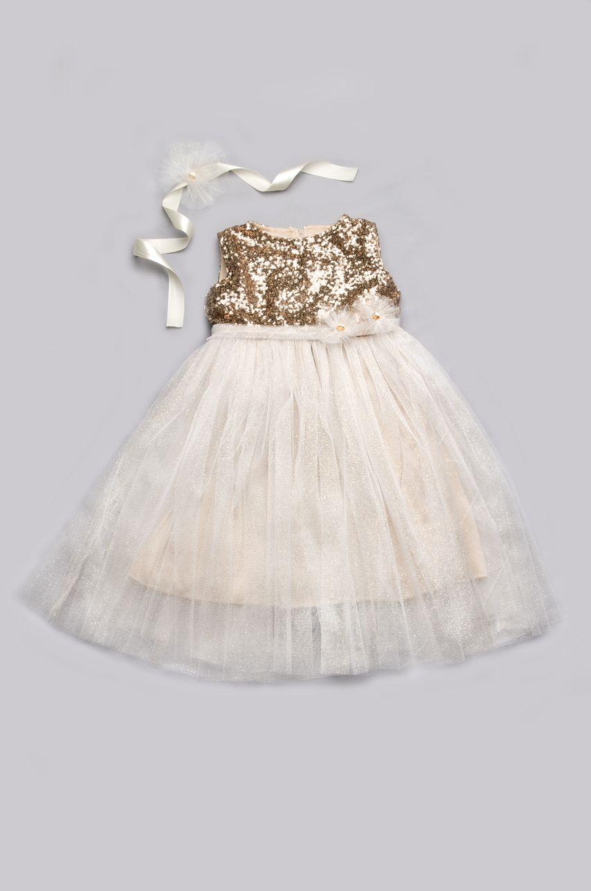cf9522755f8 Платье с пайетками для девочки нарядное