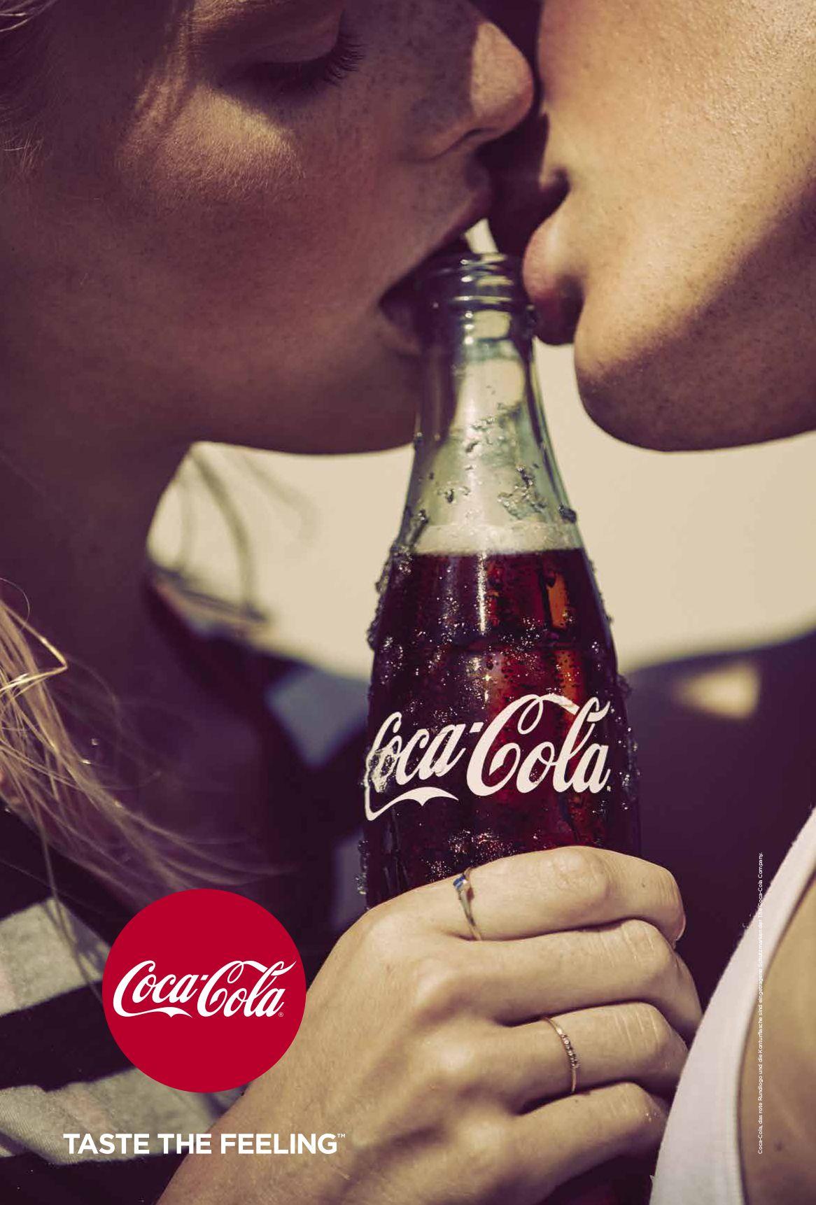 Publicidad Coca Cola Siente El Sabor Pin On Good Food And Coca Cola