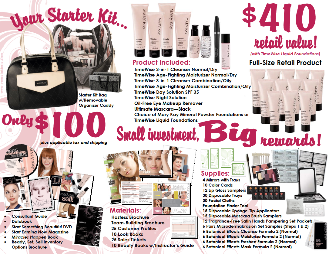 Why You Should Become A Mary Kay Consultant