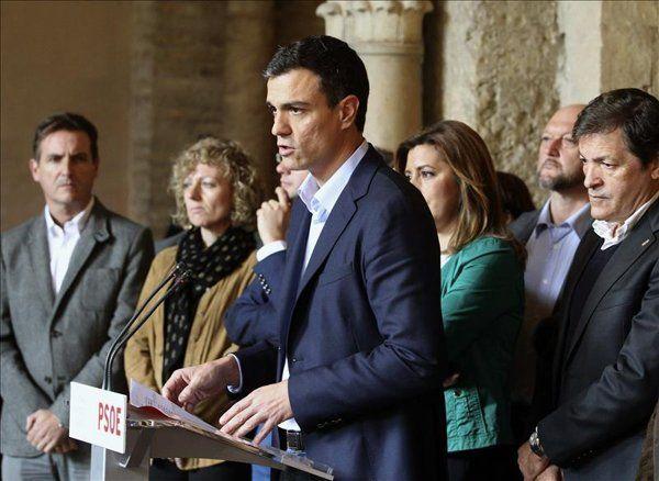 """Floriano """"exige"""" a Sánchez que no insulte """"y menos al presidente del Gobierno - Yahoo Noticias España"""