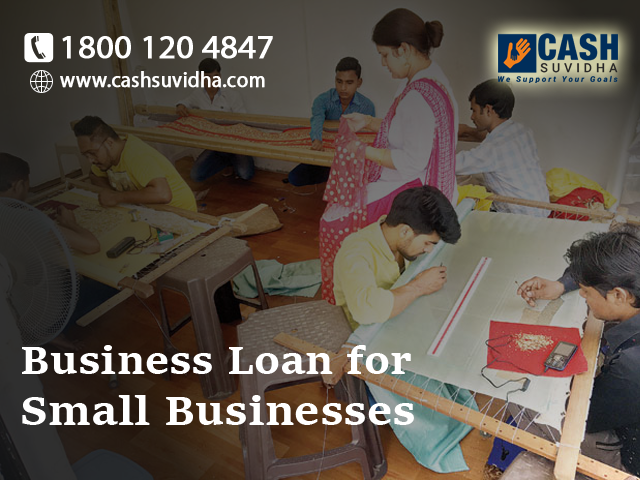bank loan for small business in india
