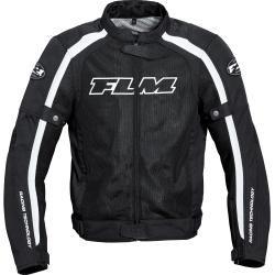 Flm Sports Textil Motorradjacke 1.1 weiß Herren Größe 3xl Flmflm