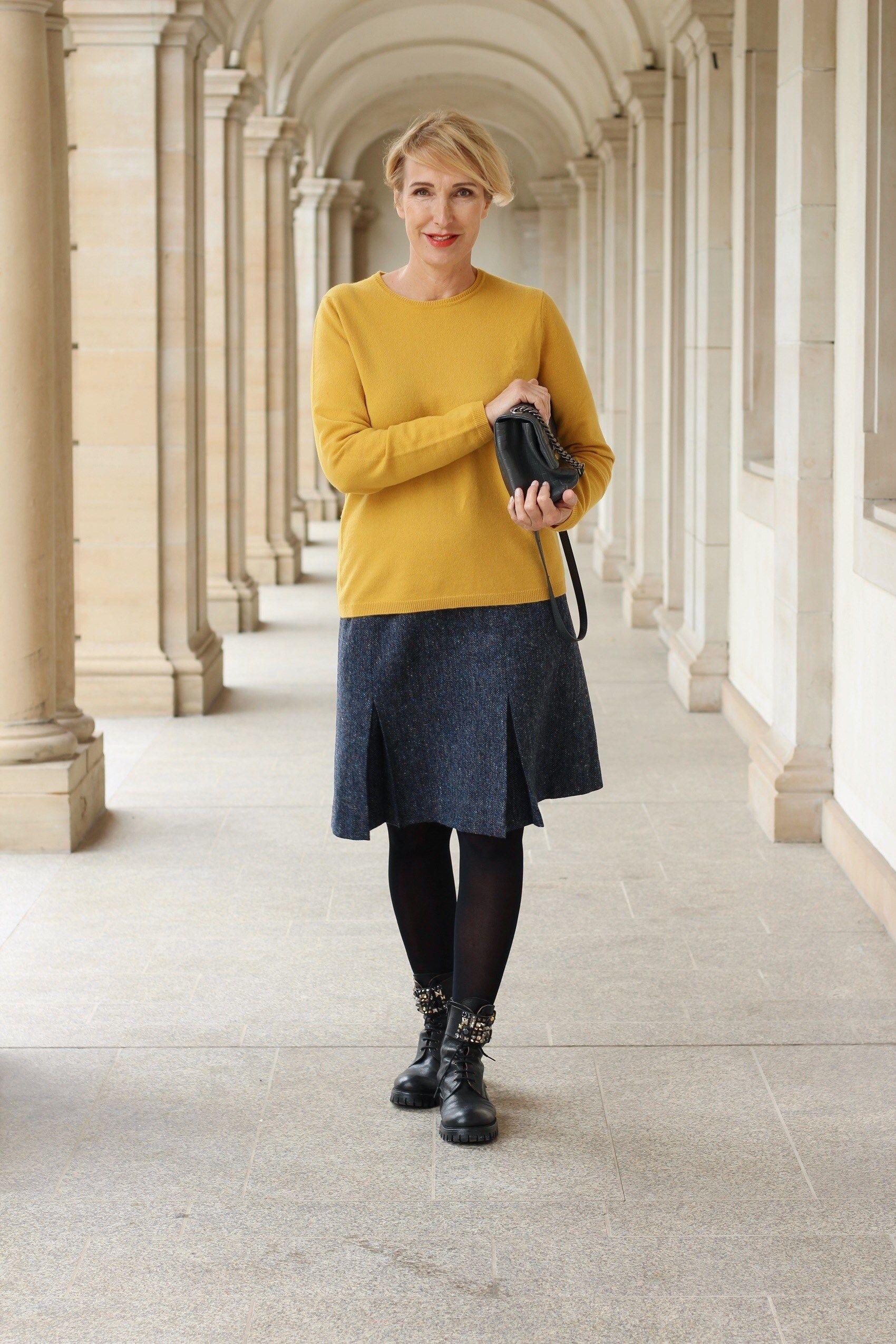 Tweed - klassischer englischer Stil - Glam up your
