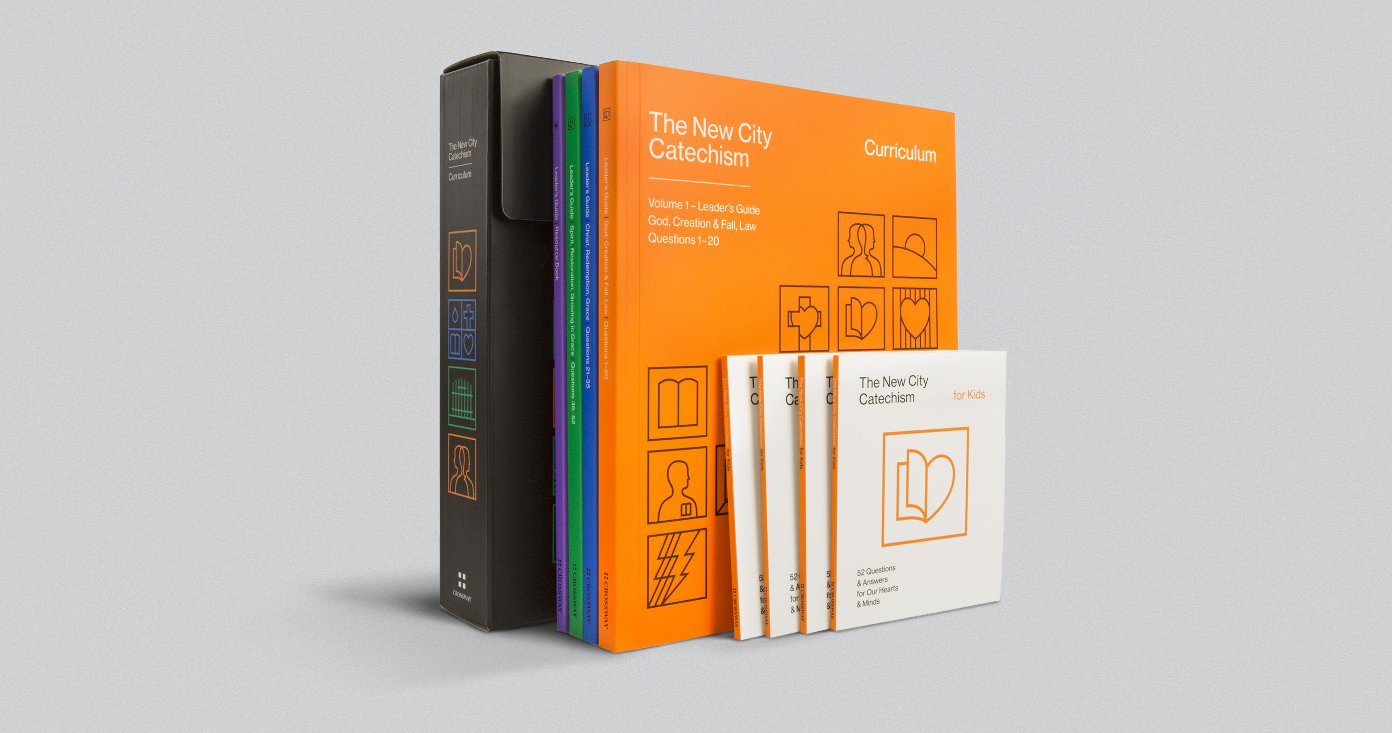 Introducing The New City Catechism Curriculum