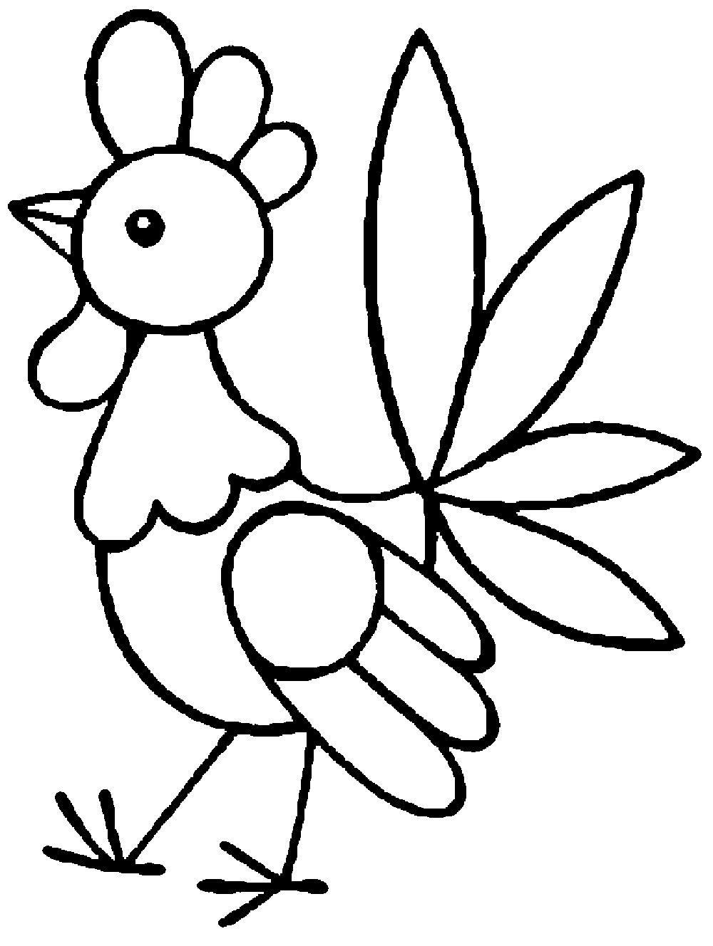how to draw a cock   Arbeit ideen   Pinterest   Ideen
