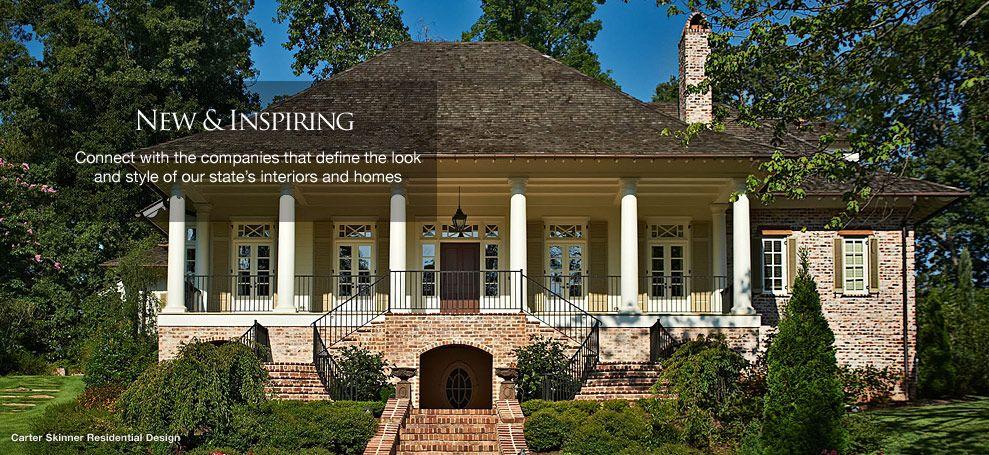 CURB APPEAL U2013 Another Great Example Of Beautiful Design. North Carolina Interior  Design, Interior