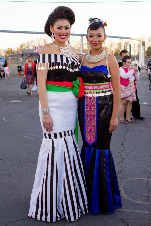 Hmong clothes fashion sale kue 27