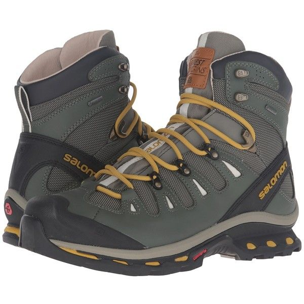 Men's Gtx Quest Shoes Origins Salomon 2 Forestmaize tempestnight Pwv6qq