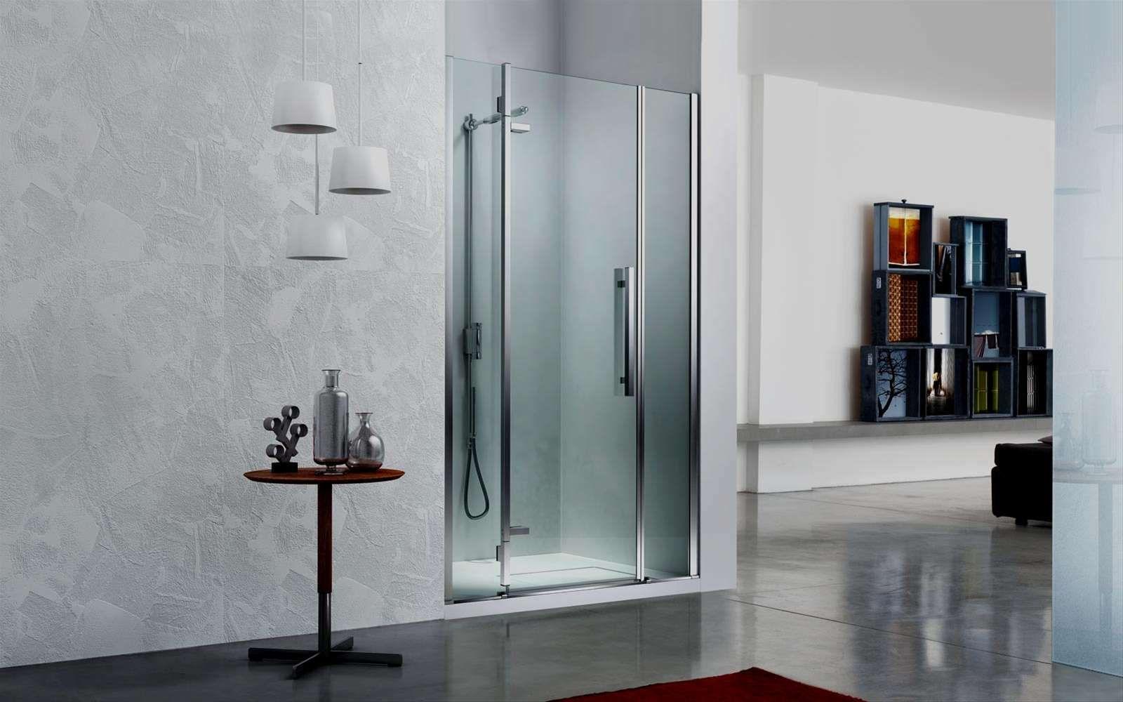 Vismaravetro mod. Tiquadro. box doccia con porta a