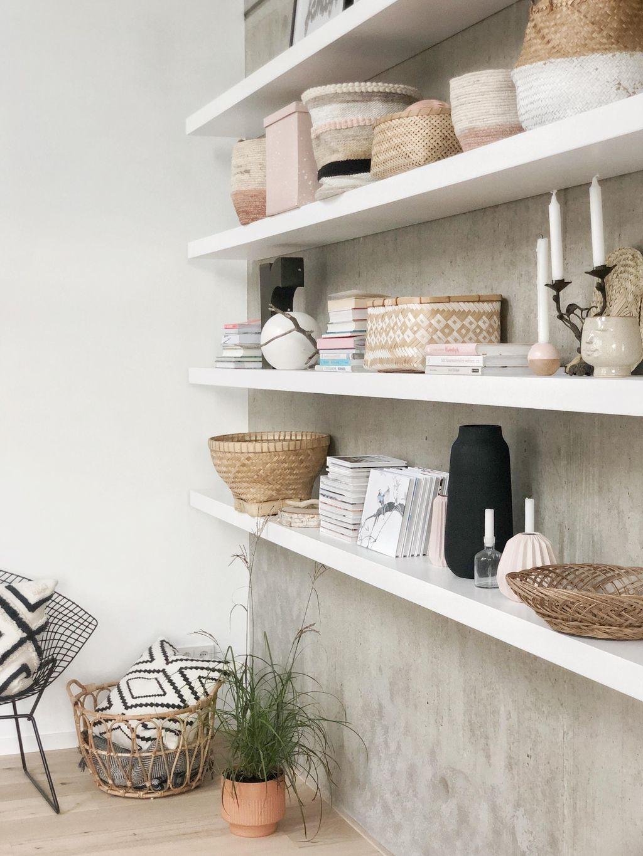 Sichtbeton im Wohnzimmer! #sichtbeton#betonwand#beton#wohnzimmer