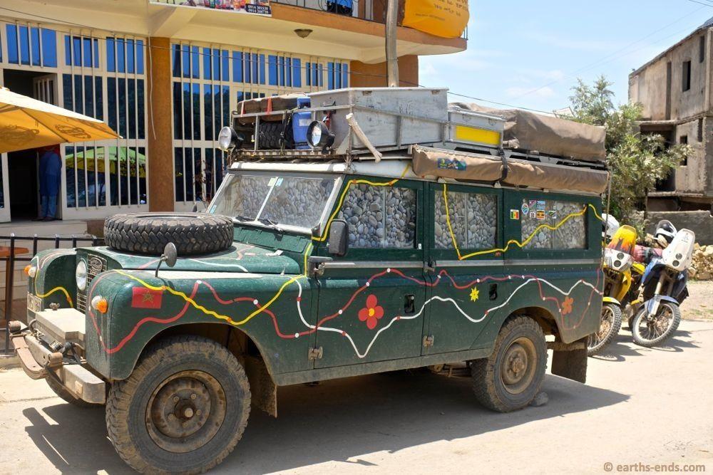 Pin on Safari & overland 4x4 vehicles