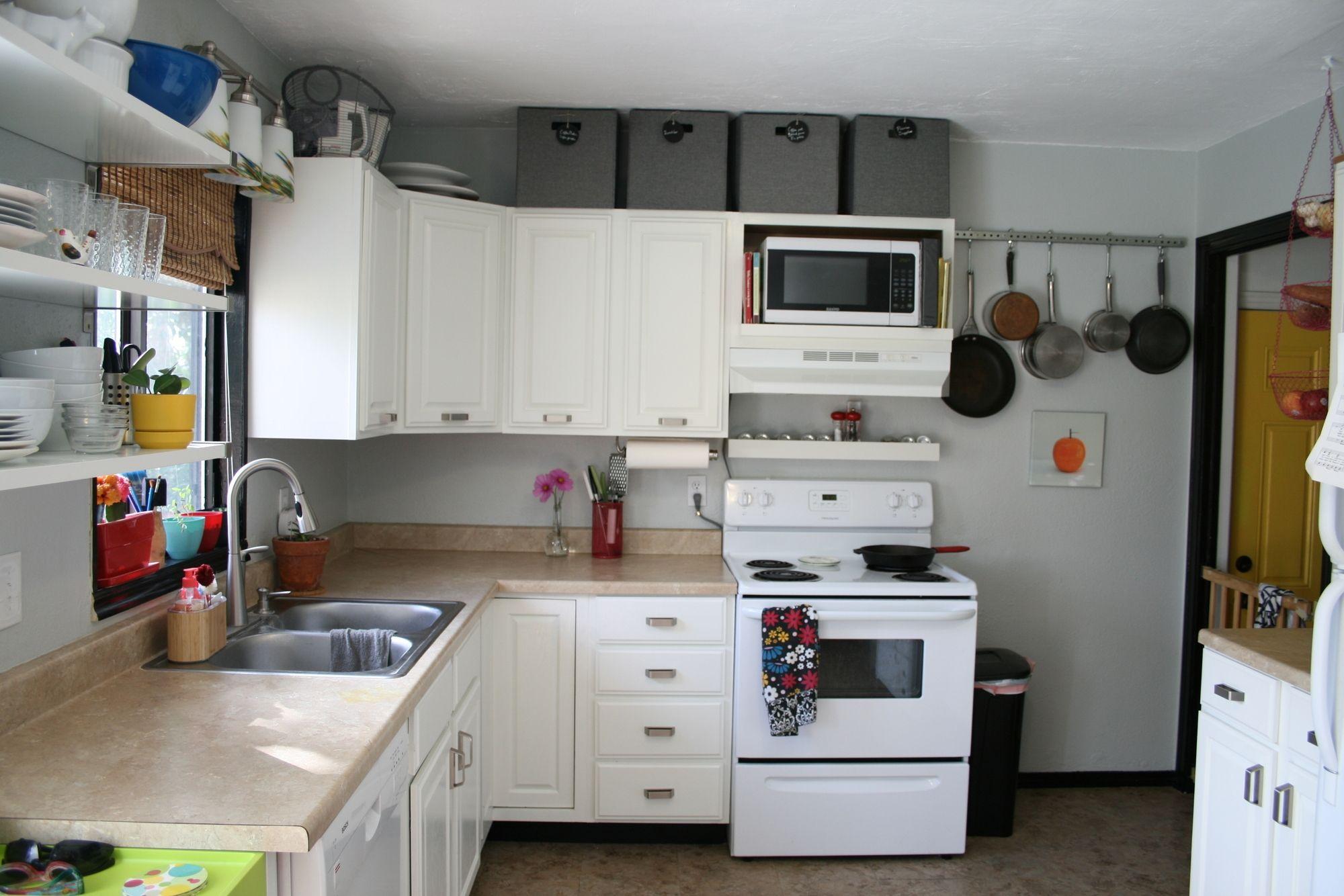 Over cabinet storage kitchen divulgamaisweb pinterest