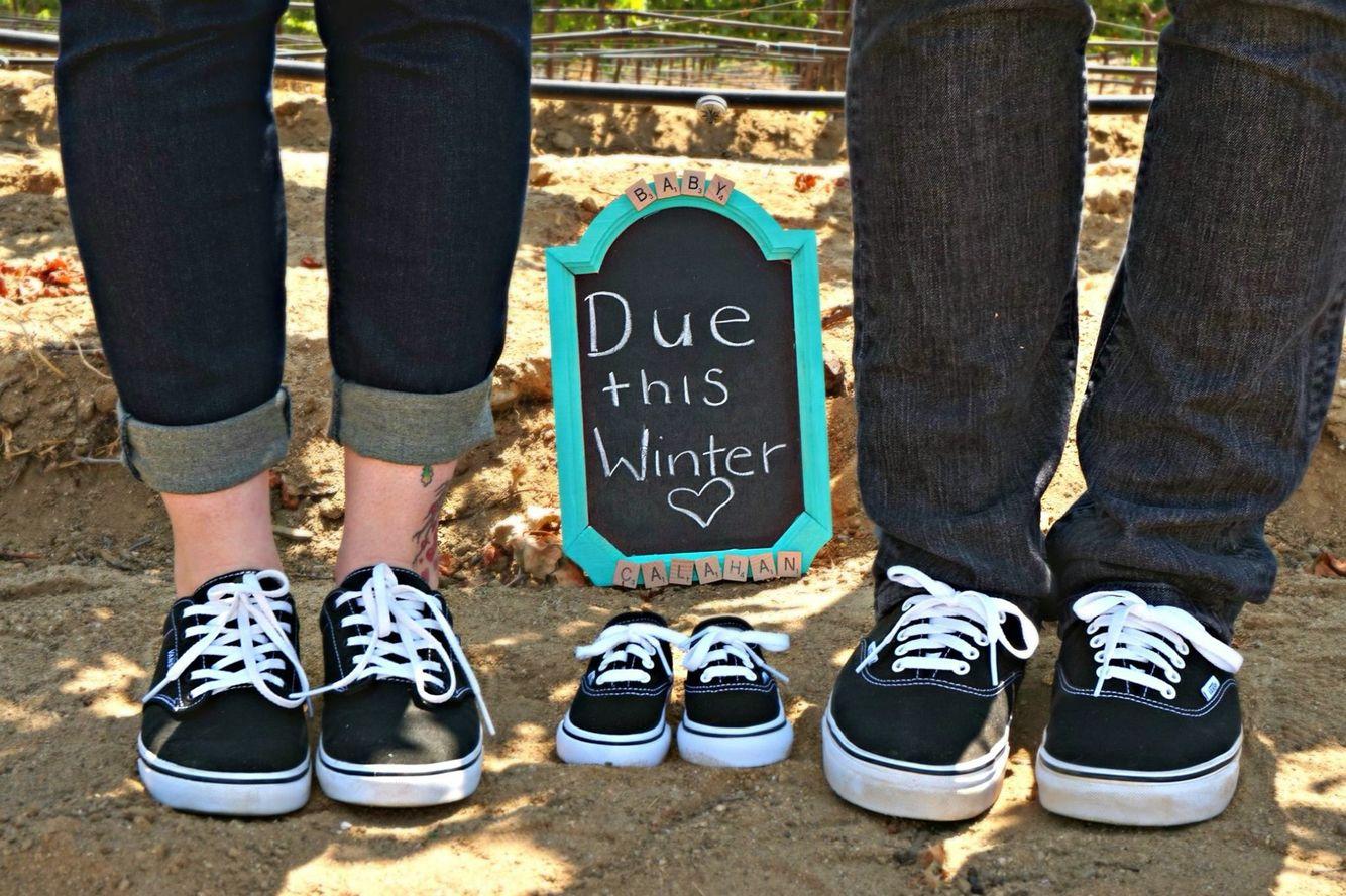 Our baby vans announcement #vans #baby