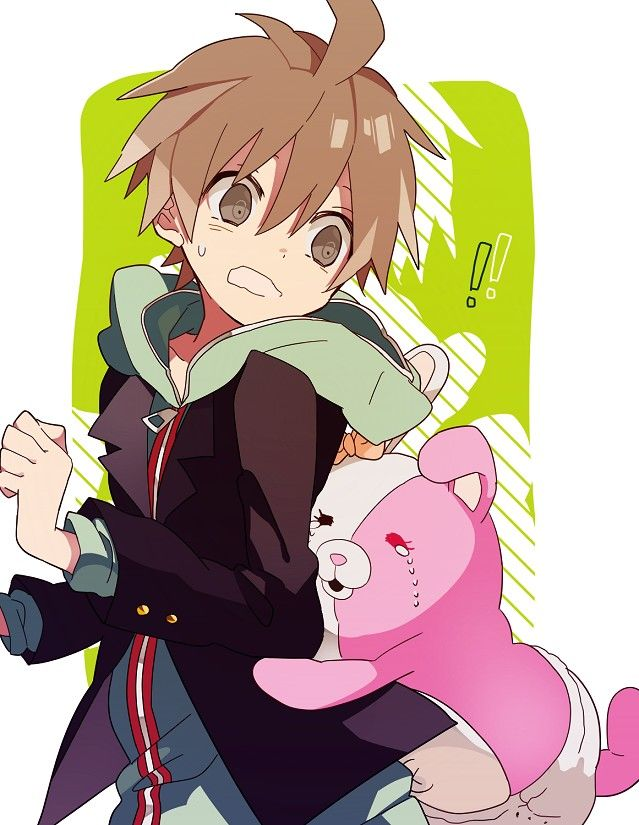 Naegi and Monomi
