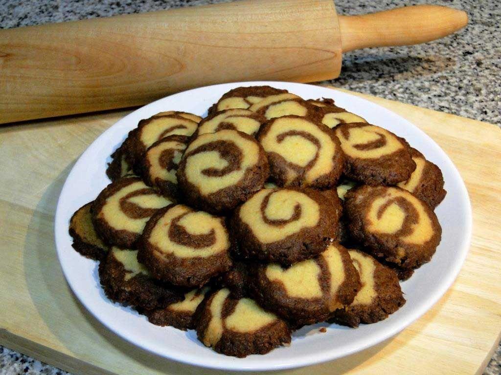 Receta de galletas de naranja sin azúcar   Galletas de naranja ...