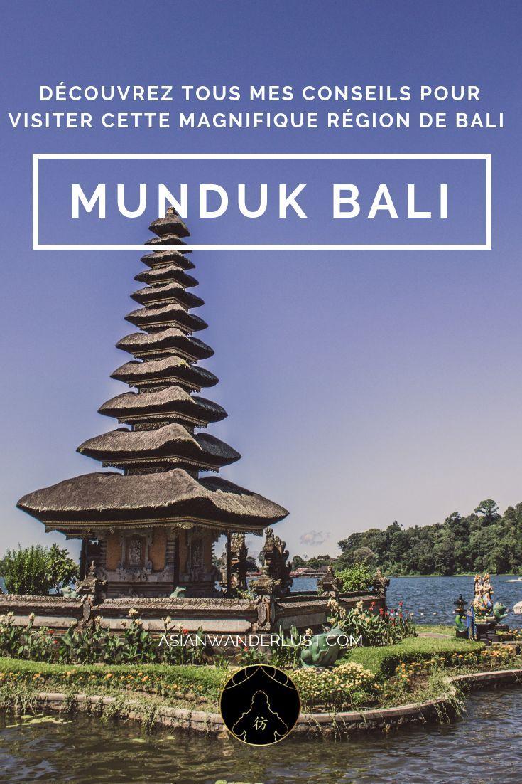 Munduk Bali – Guide voyage pour explorer cette belle région montagneuse