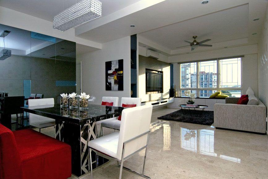 Nice Room · Condo Living Room Interior Design4