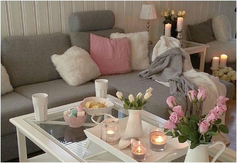 Da li ste ljubitelji roze boje u interijeru? Vjerujemo da bi dosta dama odgovorilo pozitivno jer žene često puta tu boju povezuju s romantikom.