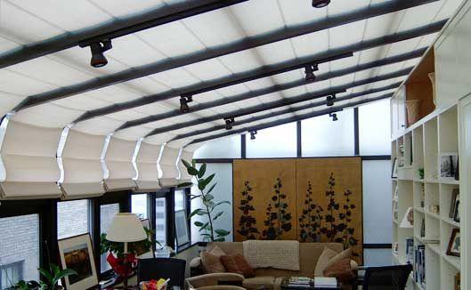 Shading Systems, Sunroom Shading, Home Improvement