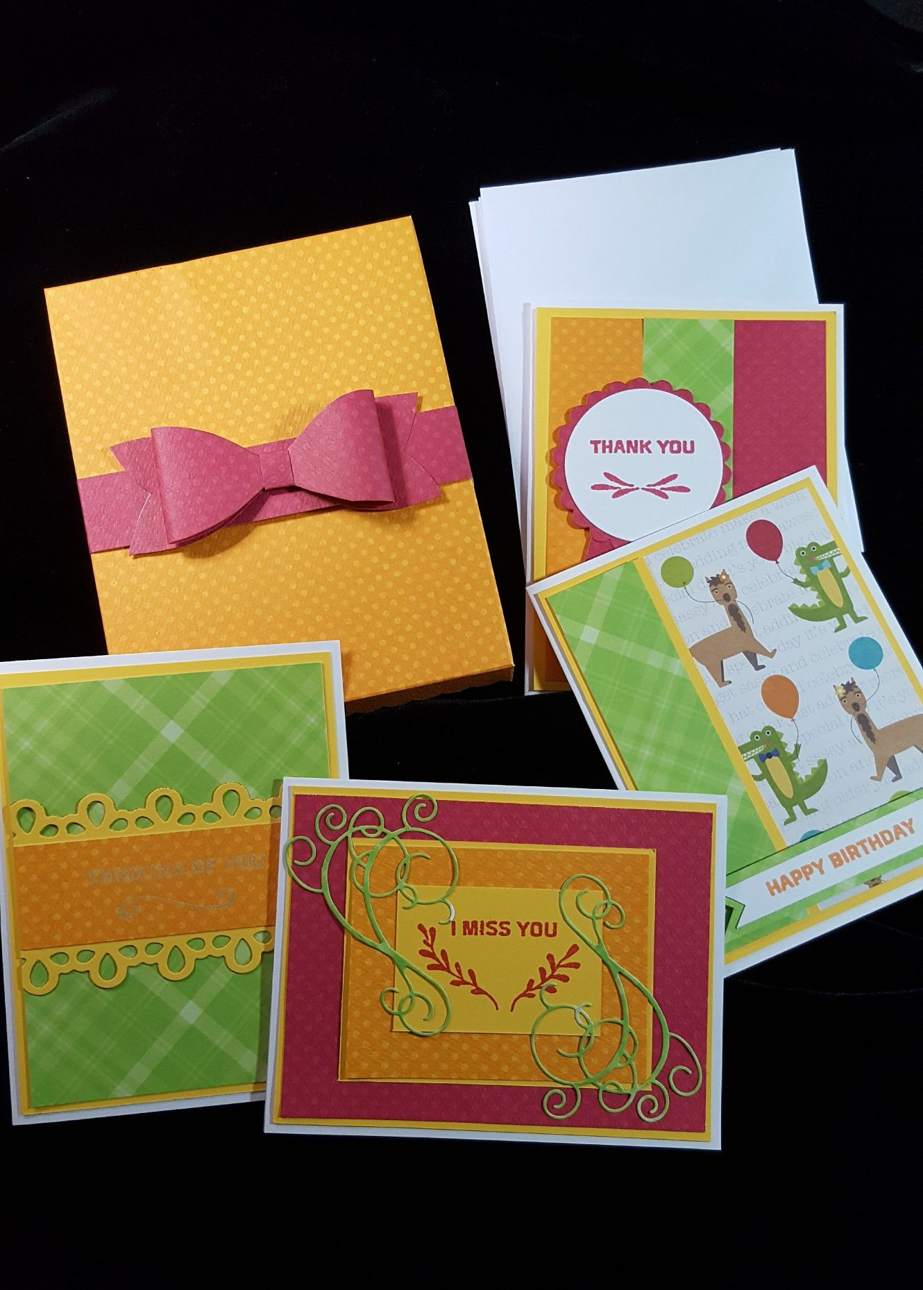 All occasion gift set its your birthday i card cards