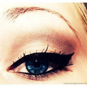 cat eye! love!
