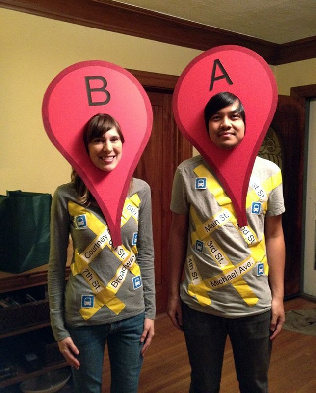 These Are the Top Halloween Group Costumes on Pinterest This Year - halloween costume ideas easy