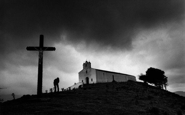 "© Pierre de Vallombreuse - ""Eglise"" - 2007 - Pays Basque Nord"