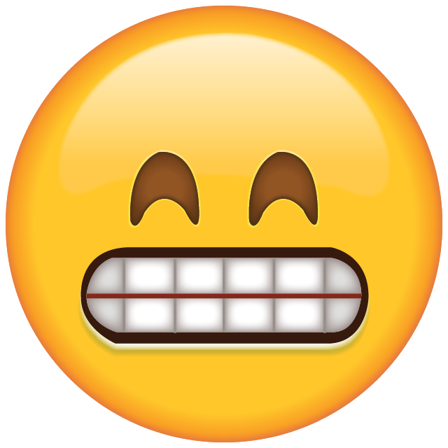 download grinning emoji with smiling eyes emojis