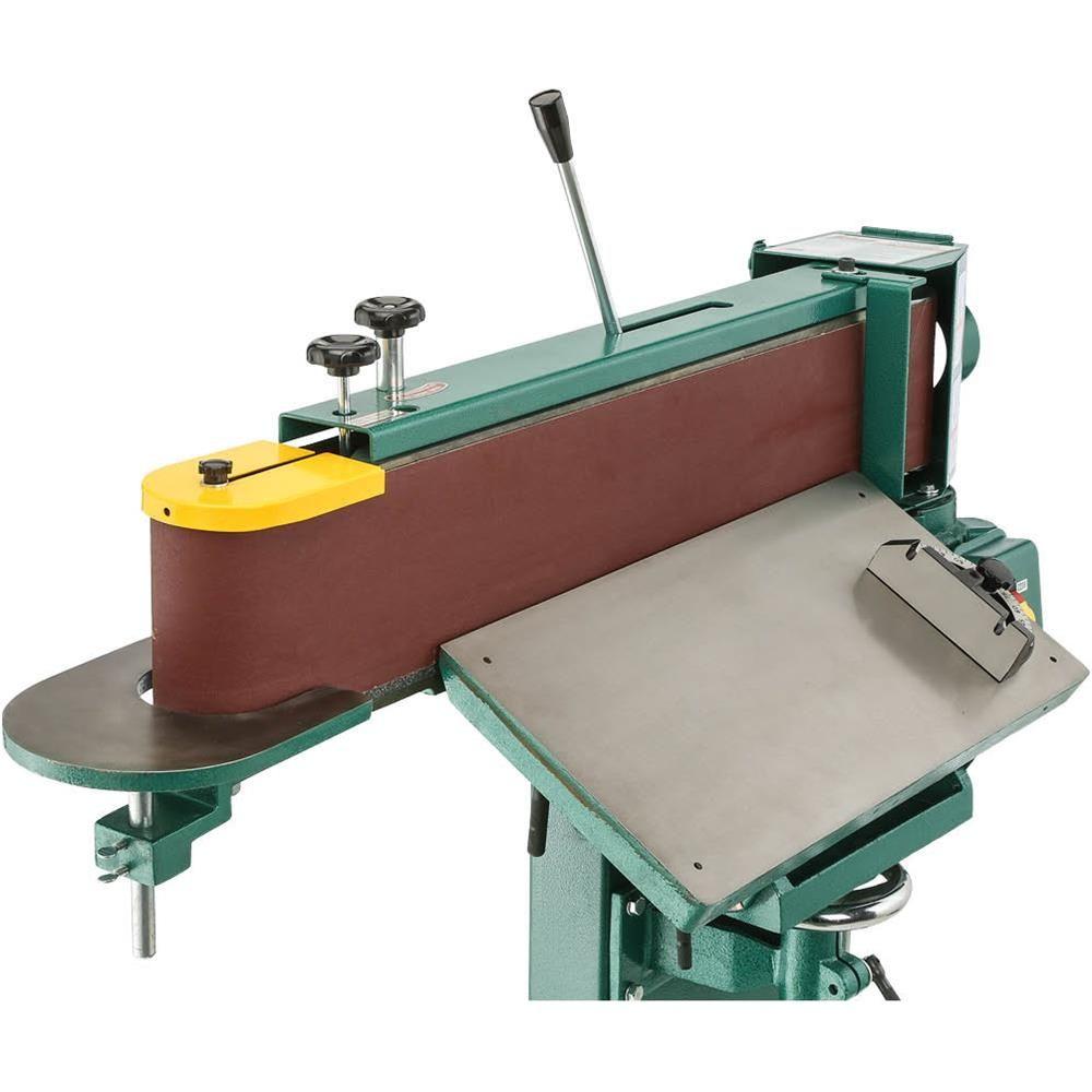 6' x 80' Floor Model Edge Sander in 2020 Belt grinder