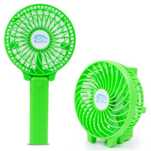 4 94 Hf 308 Mini Rechargeable Hand Held Foldable Fan Without