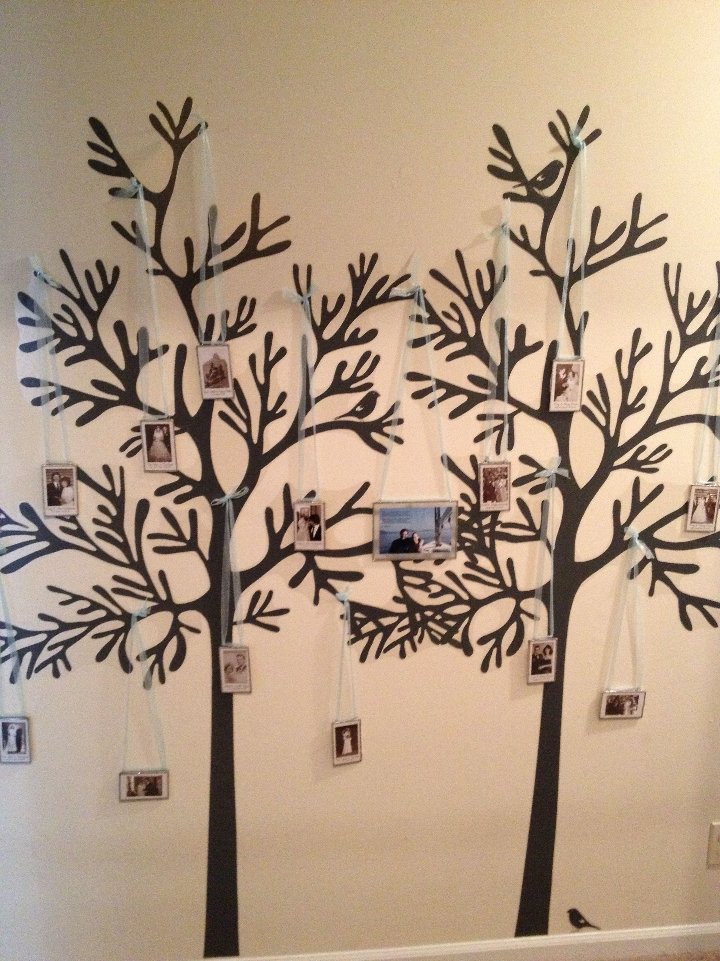 Family Tree... (wall decals from Ikea) | Home Goods ...