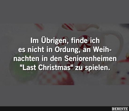 Im Ubrigen Finde Ich Es Nicht In Ordnung Lustige Bilder Spruche Witze Echt Lustig Lustige Spruche Witzige Spruche Spruche Weihnachten Lustig