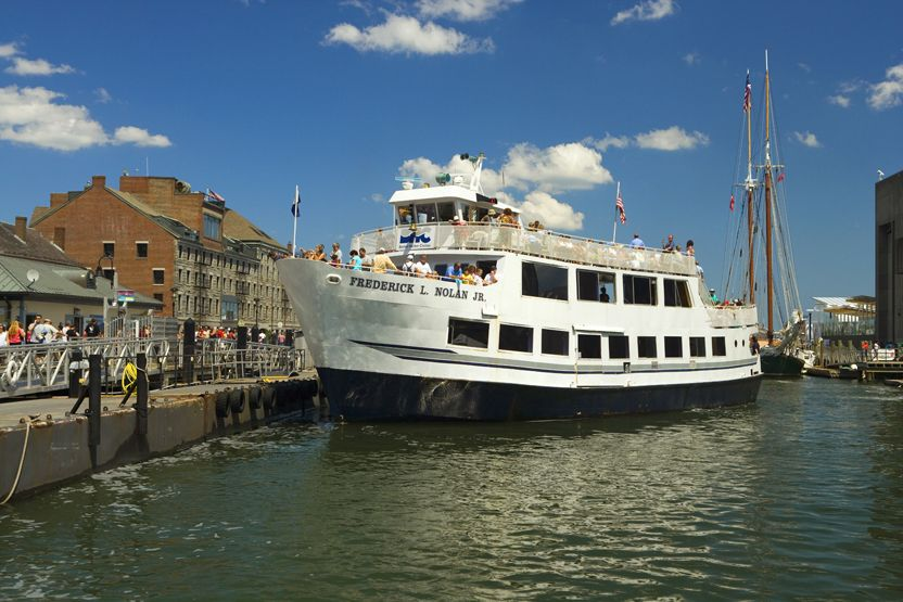 Boston Harbor Cruises Joins The Boston Citypass Program City