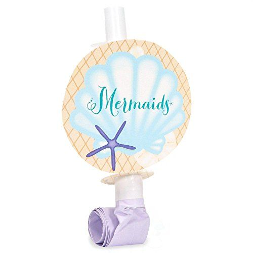 Mermaids Under the Sea Party Supplies…