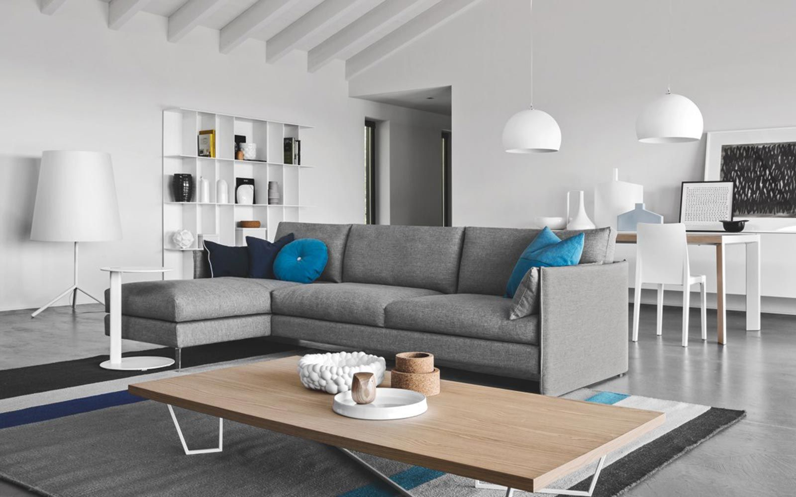 Calligaris Sofas Uk Chaise Brown Faux Leather Sofa Urban Open Base Design Modular By Modern Furniture See More At Albertopavanello Co