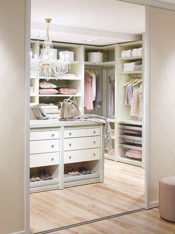 Vestidores impresionantes pinterest vestidor impresionante y ideas para dormitorios - Vestidores para dormitorios ...