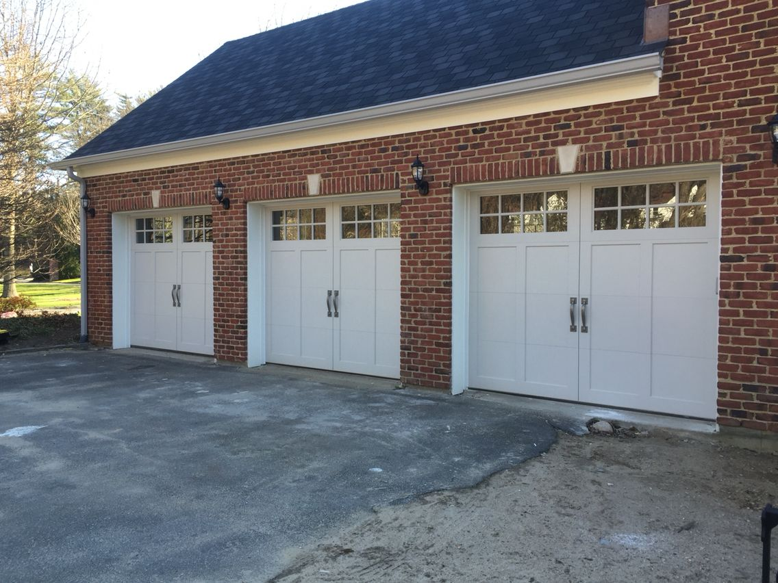 Twin Garage Doors twingaragedoors on Pinterest
