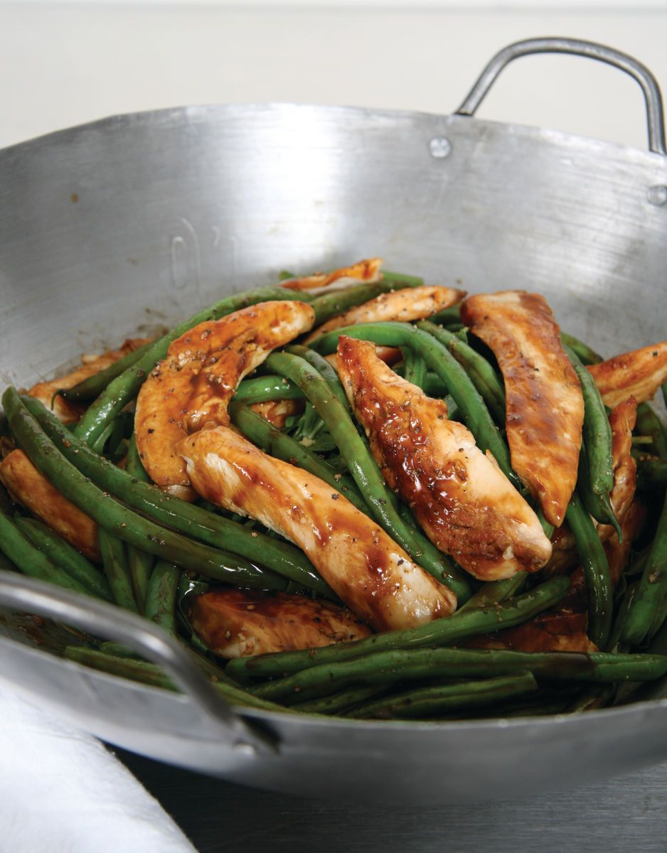 Chicken stir fry with green beans everything anna anna chicken stir fry with green beans everything anna forumfinder Gallery