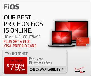 Verizon Fios Info & Tips