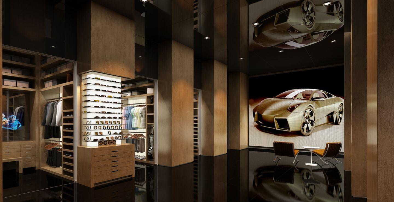 Ultimate Closet | Gordon Stein Design