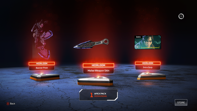 What Is The Apex Legends Bonus Heirloom Set Gaming Apex Legend Set Game