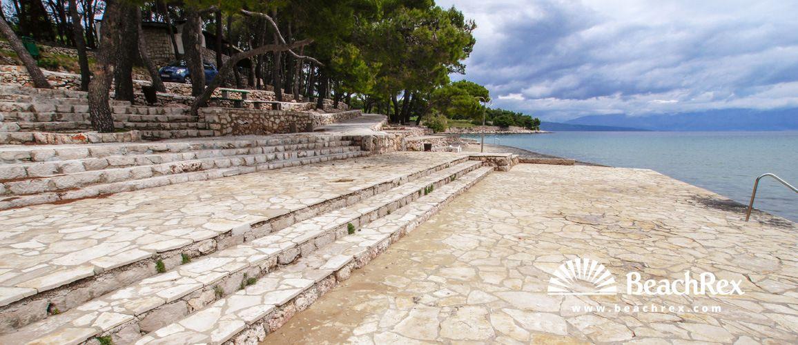 Beach Mina Jelsa Island Hvar Dalmatia Split Croatia Croatia Vacation Croatia Beach Croatia
