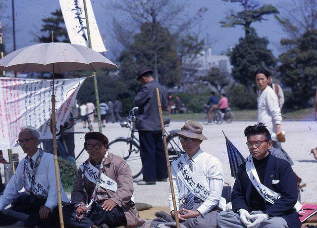 Daf_1961-1962_55_14   Demonstratie in Japan Foto Wim Dussel,…   Flickr