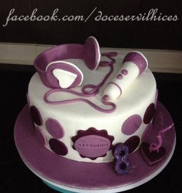 Violleta Cake