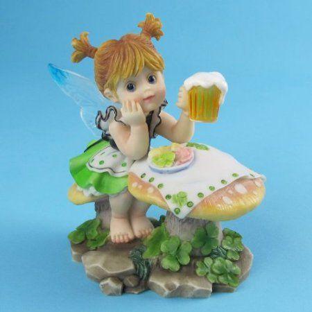 Amazon Com My Little Kitchen Fairies Corned Beef Cabbage Fairie