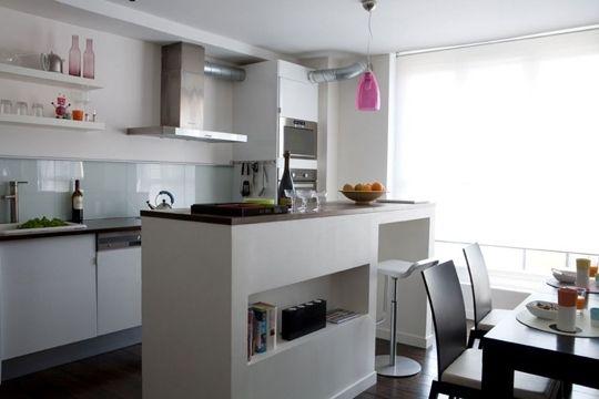 Cuisine moderne et pratique  20 bonnes idées Kitchen styling