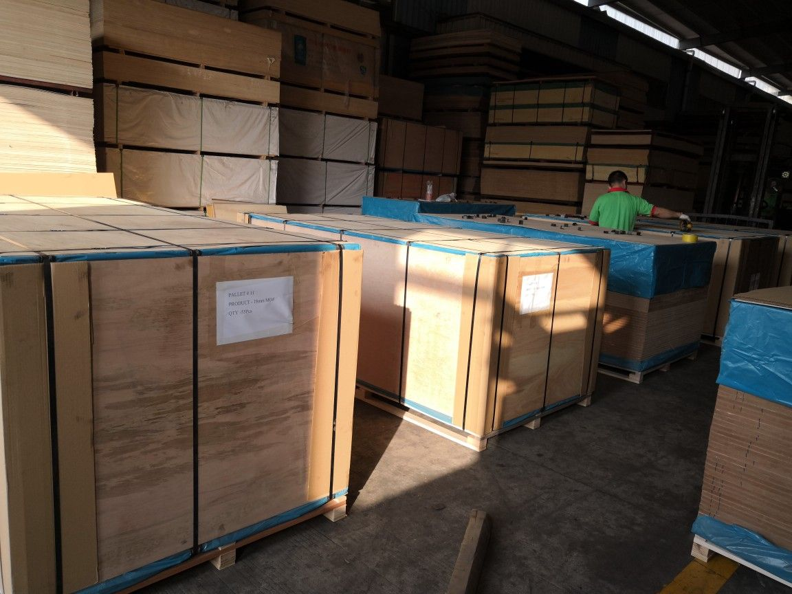 Veneer faced plywood, mdf, HDF, OSB boards, Blockboard etc
