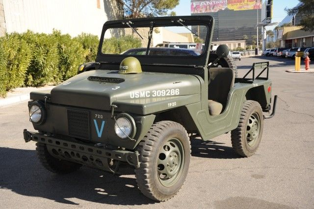 The Dezer Collection :: 1962 JEEP MIGHTY MITE -