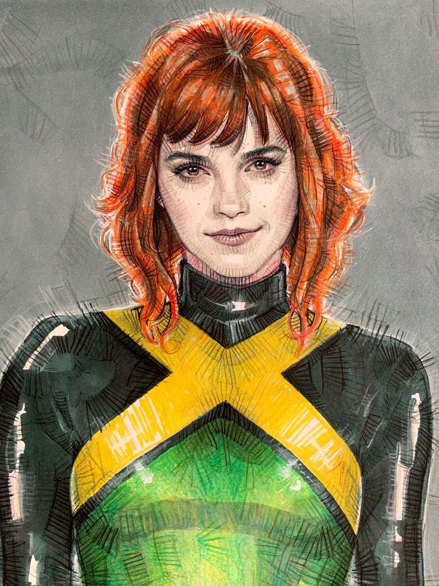 Pin By Blaxk Orion On Comic N Fantasy Jean Grey Marvel Women Emma Watson
