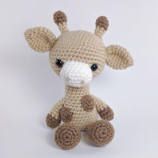 Adorable Giraffe amigurumi pattern by Theresas Crochet Shop ...